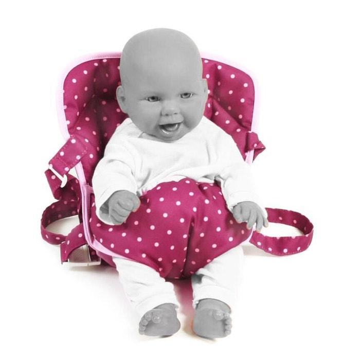 508aece52fc7 (art. poupées) 782 29 ceinture de portage pour poupées mûres à pois Bayer  Chic 2000   La Redoute