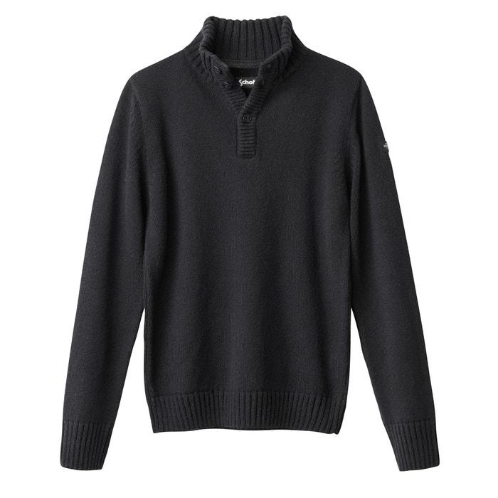Pullover aus Grobstrick  SCHOTT image 0