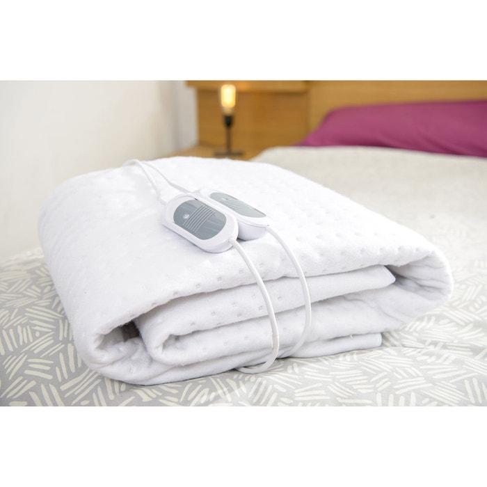 surmatelas chauffant norway plus ct8624 blanc solac la. Black Bedroom Furniture Sets. Home Design Ideas