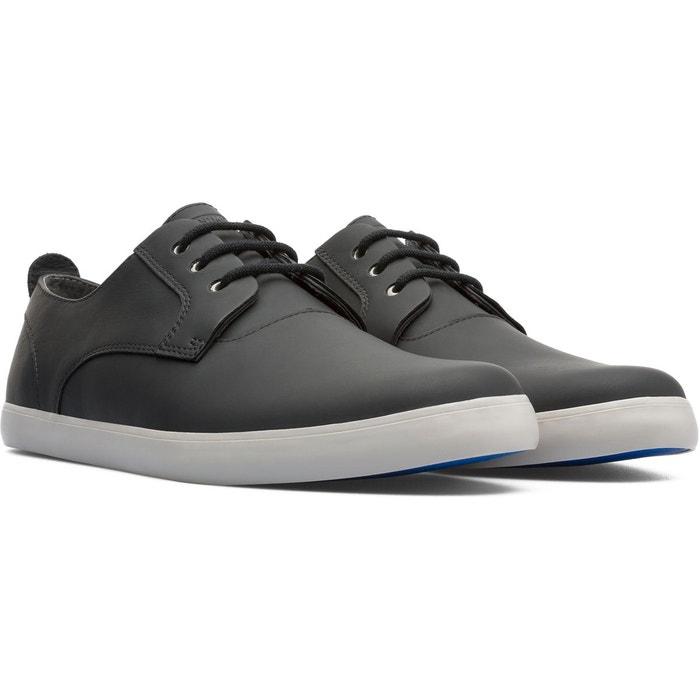 Jim k100084-022 chaussures casual homme noir Camper