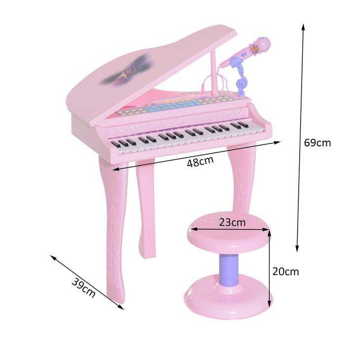 piano queue lectronique 37 touches multifonctions avec. Black Bedroom Furniture Sets. Home Design Ideas