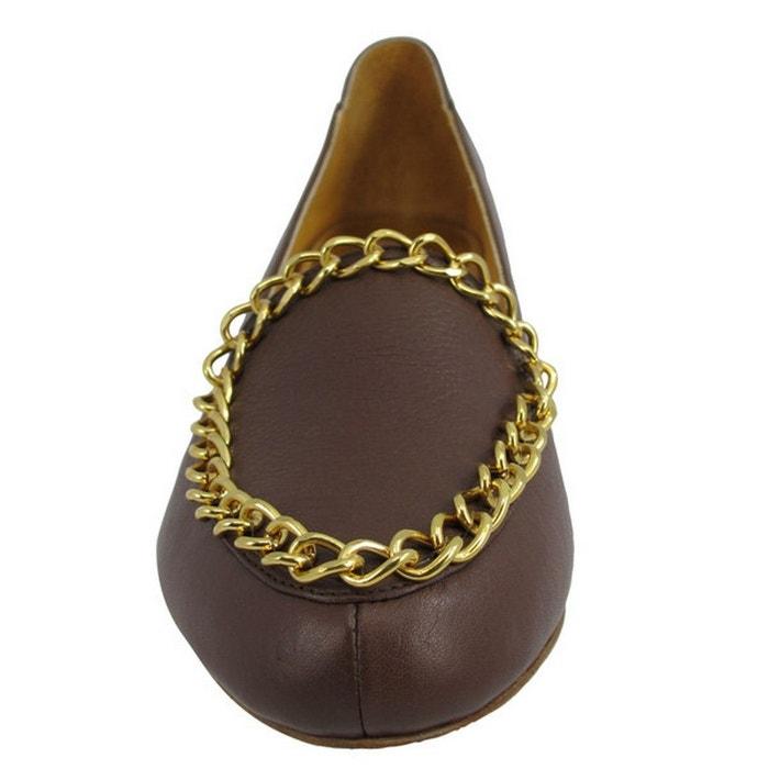 Chaussure femme en cuir new emilie Pring Paris