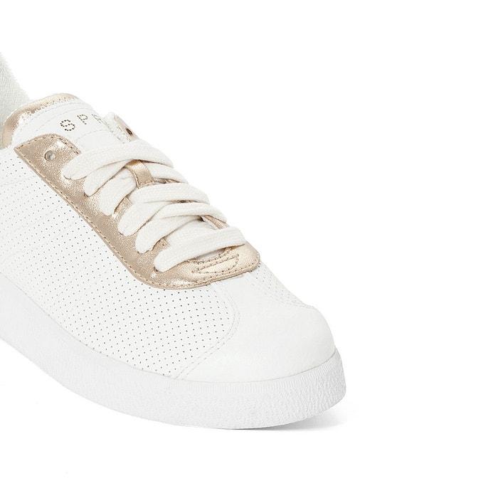 Baskets gweneth lou blanc Esprit