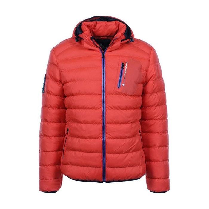 Mountain Carfou Orange Homme Peak Xl Doudoune 7qHTHxw6