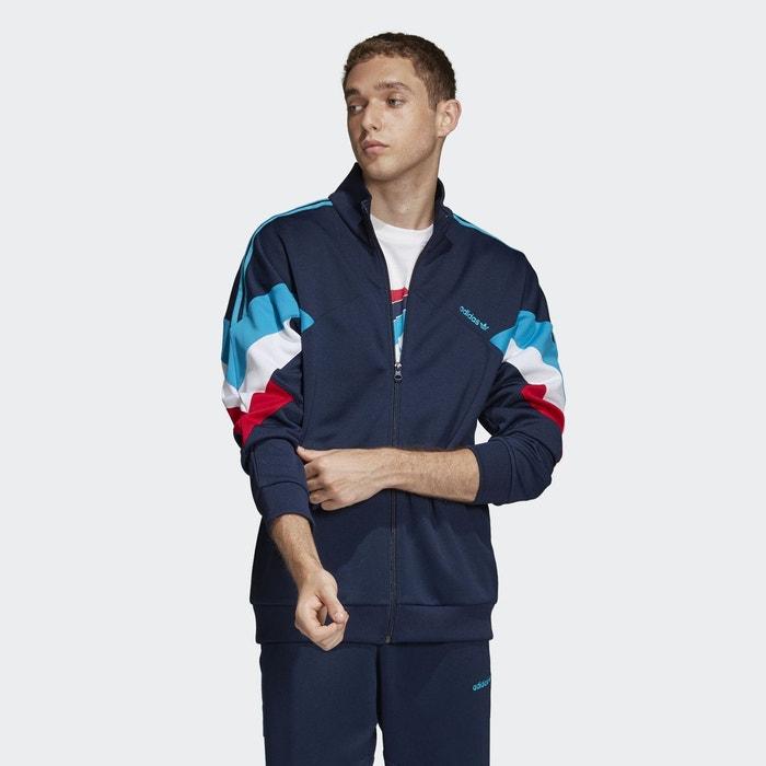 Veste de survêtement palmeston bleu Adidas Originals   La Redoute 316bc365dccf