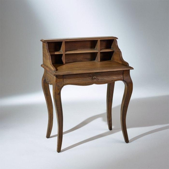 bureau hemingway couleur ch ne bois naturel robin des. Black Bedroom Furniture Sets. Home Design Ideas