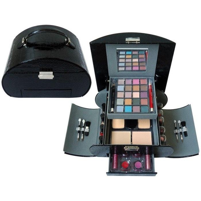 coffret cadeau coffret maquillage mallette de maquillage fashion beauty 49pcs couleur unique. Black Bedroom Furniture Sets. Home Design Ideas