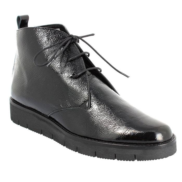 Chaussures a lacets asoul 305  noir Elizabeth Stuart  La Redoute