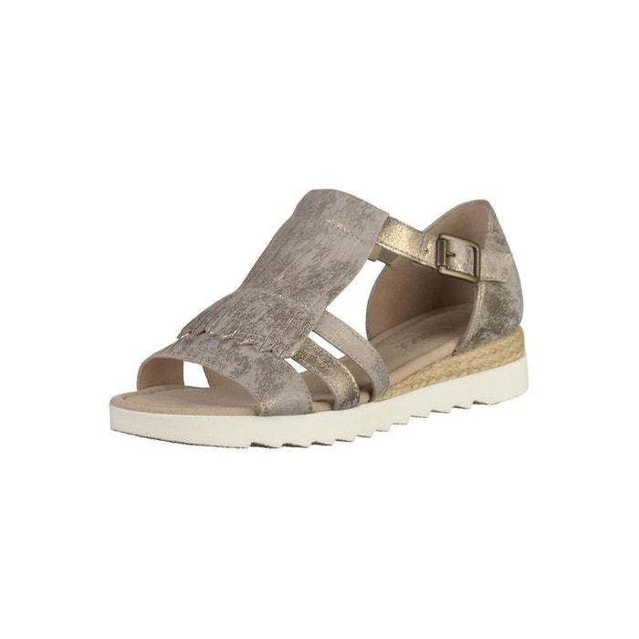 Sandales Gabor Taupe SAf4o