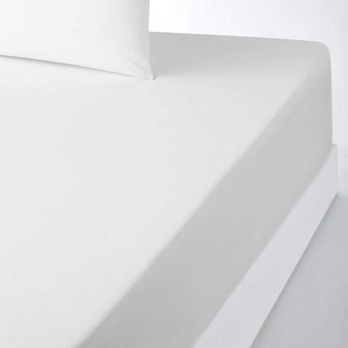 Lenzuolo con angoli cotone, materasso spesso SCENARIO  La Redoute Interieurs image 0