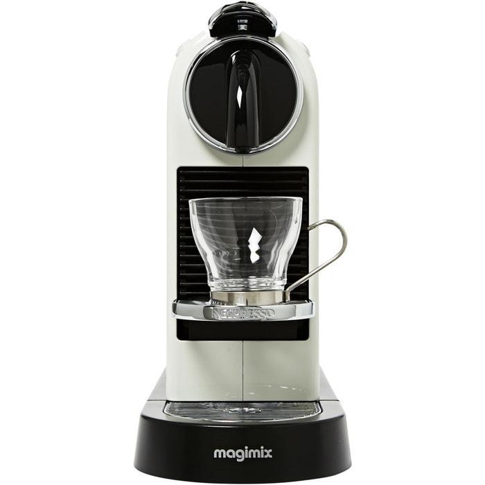 l expresso magimix cheap magimix nespresso citiz with l. Black Bedroom Furniture Sets. Home Design Ideas