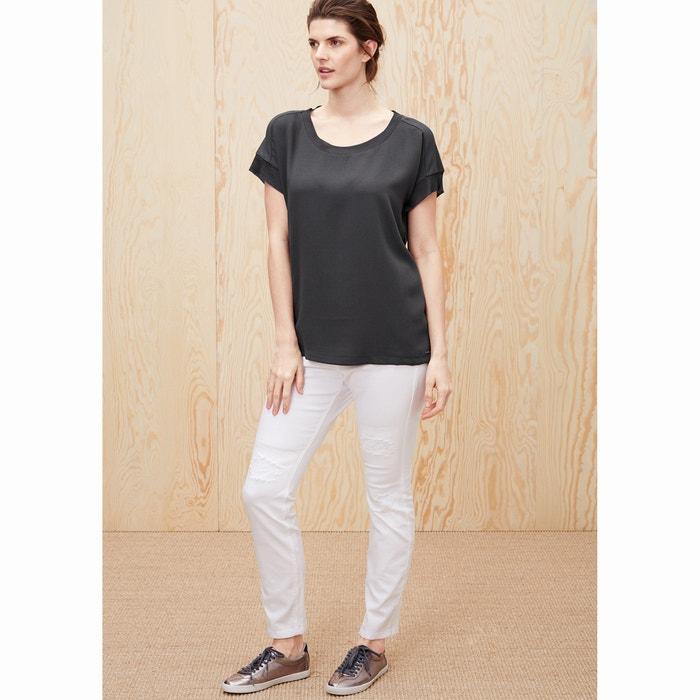 Bild T-Shirt, kurze Ärmel TRIANGLE BY S.OLIVER