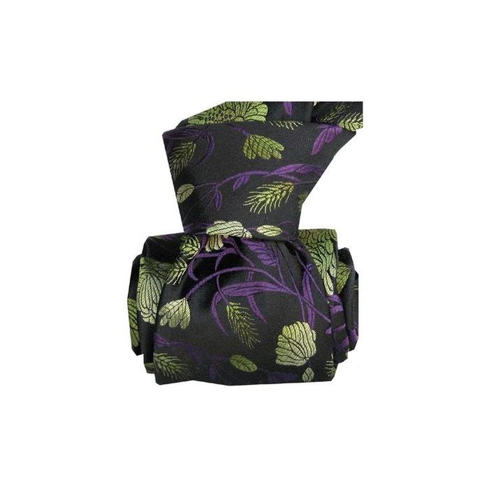 Cravate segni disegni luxe, faite main. pivoines verte vert Segni Et Disegni   La Redoute
