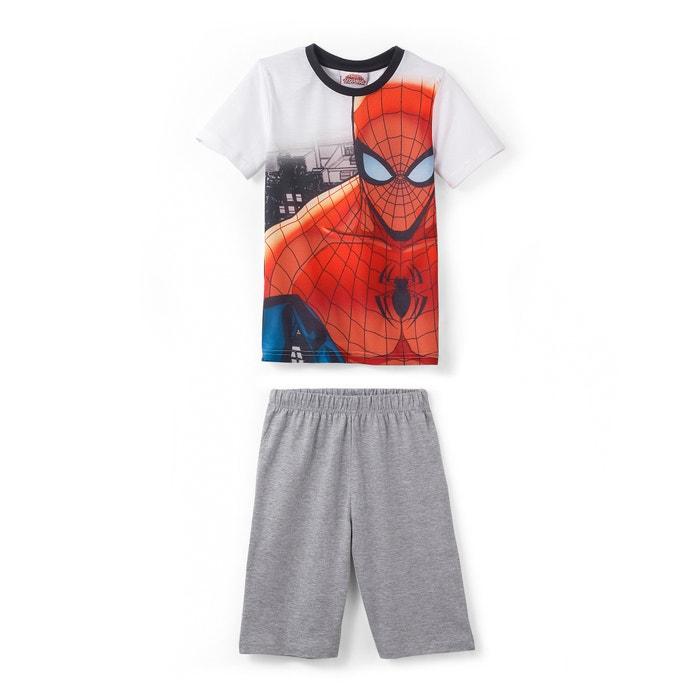 afbeelding Pyjashort in jersey 2-12 jr SPIDER-MAN
