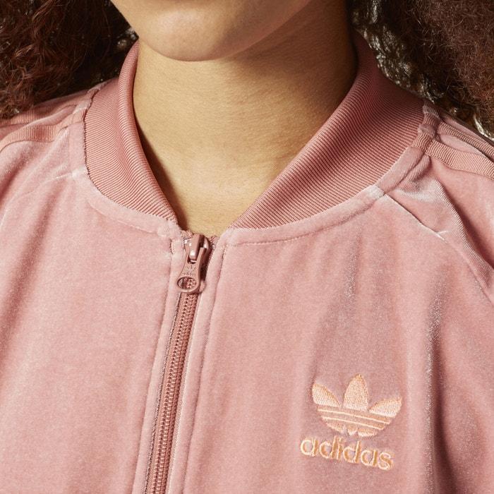 Chaqueta Adidas con originals cremallera recta UffHwnqx1