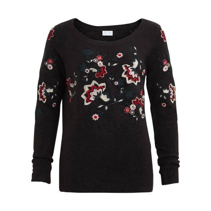 Пуловер с круглым вырезом с доставкой