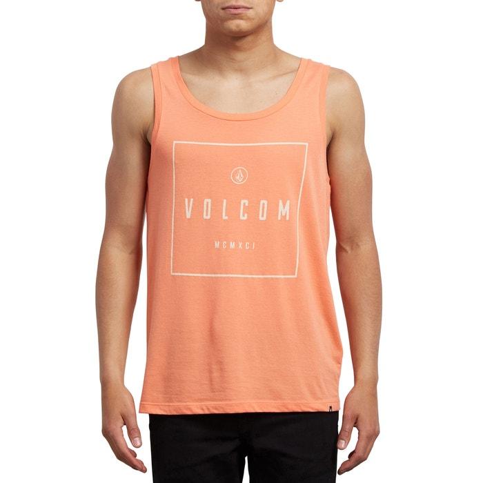 sin VOLCOM redondo cuello Camiseta mangas con el RBqzOBxw