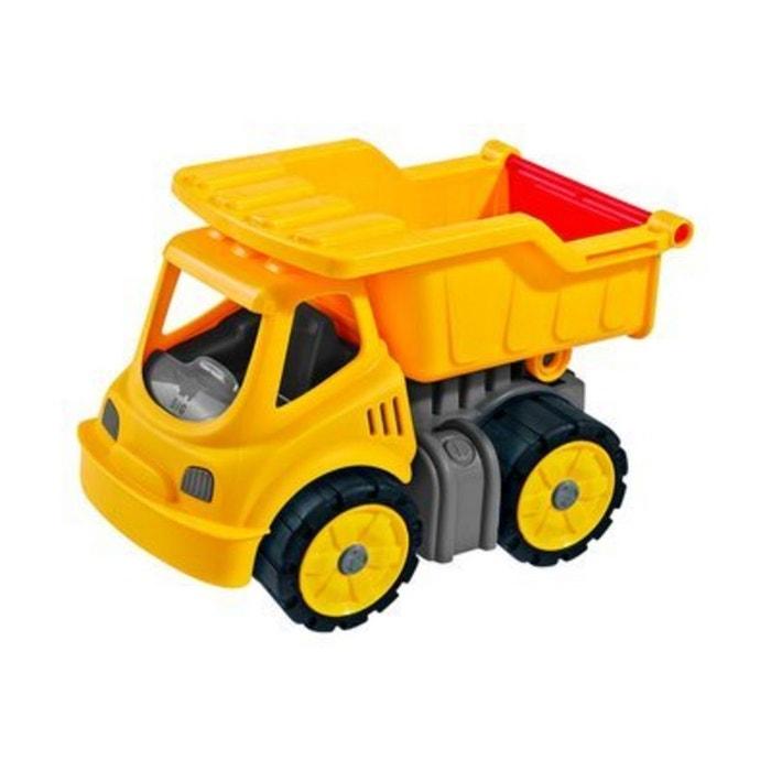 big le mini camion benne power worker v hicule jaune big la redoute. Black Bedroom Furniture Sets. Home Design Ideas