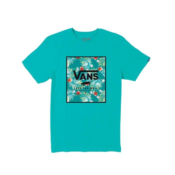 Image Print Box T-Shirt VANS