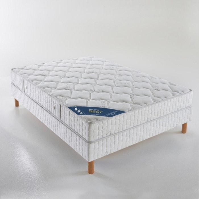 Image Matelas latex confort luxe ferme, haut. 21 cm REVERIE