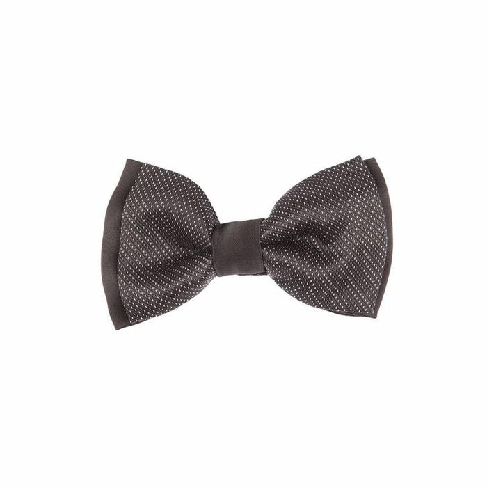 Jeu À Vendre N?ud papillon noir à motifs pointillés polyester noir Touche Finale   La Redoute Bon Marché Vente En Ligne hebtUosUi