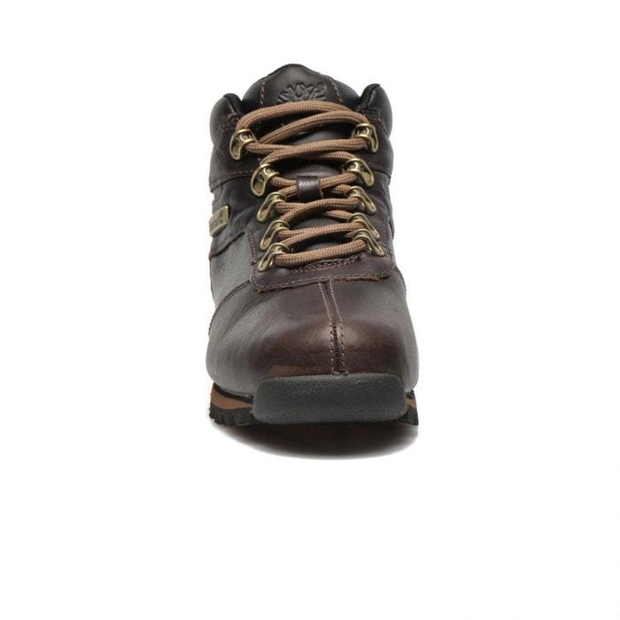 Chaussures splitrock 2 dark brown marron Timberland