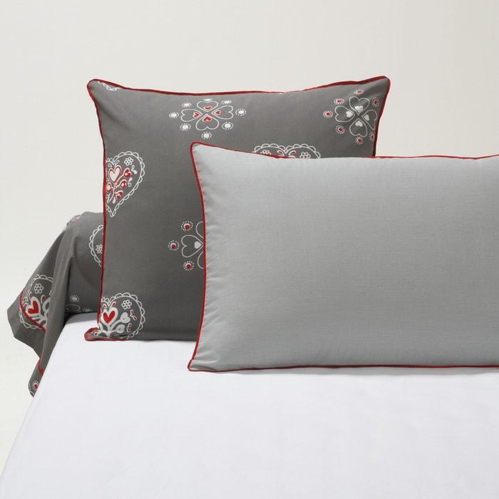Image Saint-Léris Single Pillowcase or Bolster Case La Redoute Interieurs