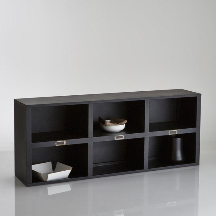 "Bild Sideboard / Aufsatzregal ""Hiba"", 6 Fächer La Redoute Interieurs"