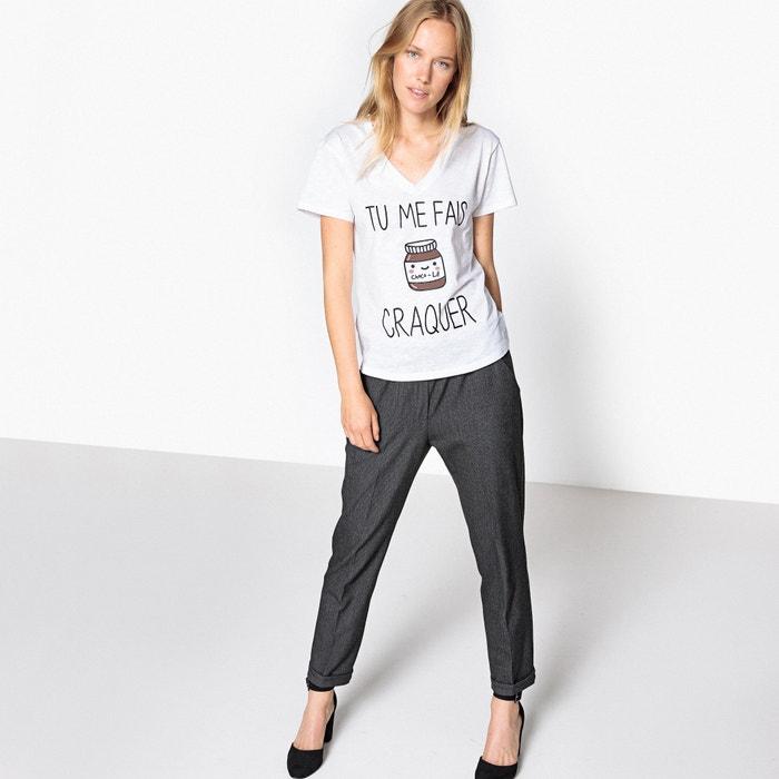 afbeelding T-shirt met ronde hals en korte mouwen BEST MOUNTAIN