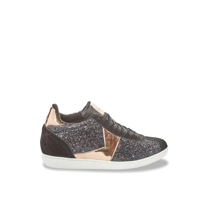 afbeelding Hoge sneakers met sleehak Katala KAPORAL 5