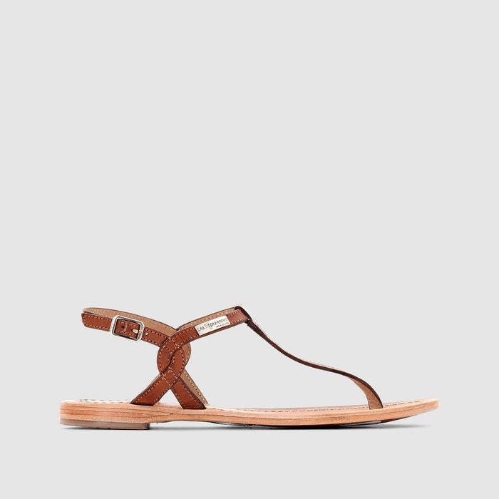 sandales cuir billy les tropeziennes par m belarbi la redoute. Black Bedroom Furniture Sets. Home Design Ideas