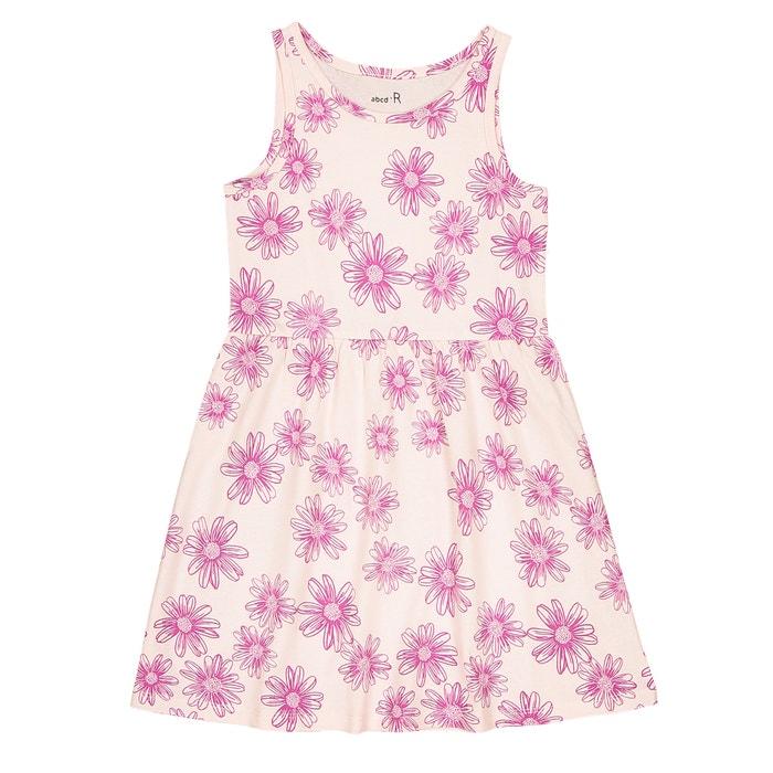 """Vestido com estampado """"floral"""", 3-12 anos  La Redoute Collections image 0"""