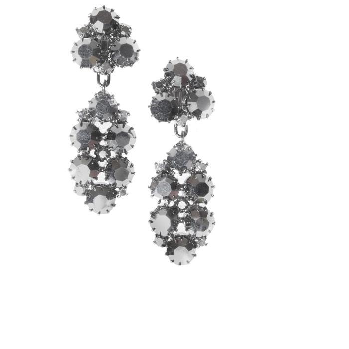 Boucles d'oreilles clip mini solvegue argent argent Reine Rosalie | La Redoute Beaucoup De Styles ephMf