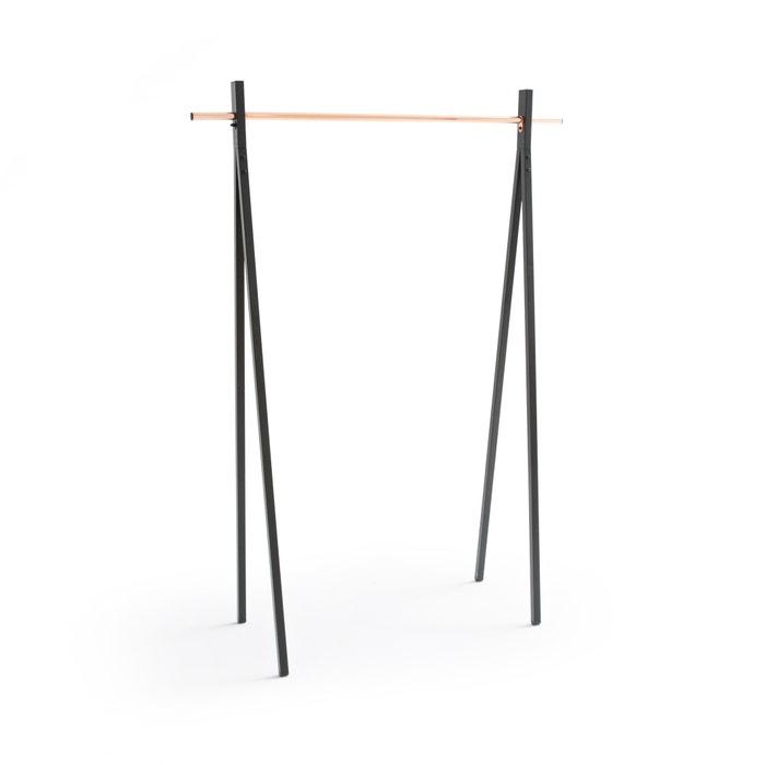 Kleerhanger in metaal en koper zwart La Redoute Interieurs | La ...