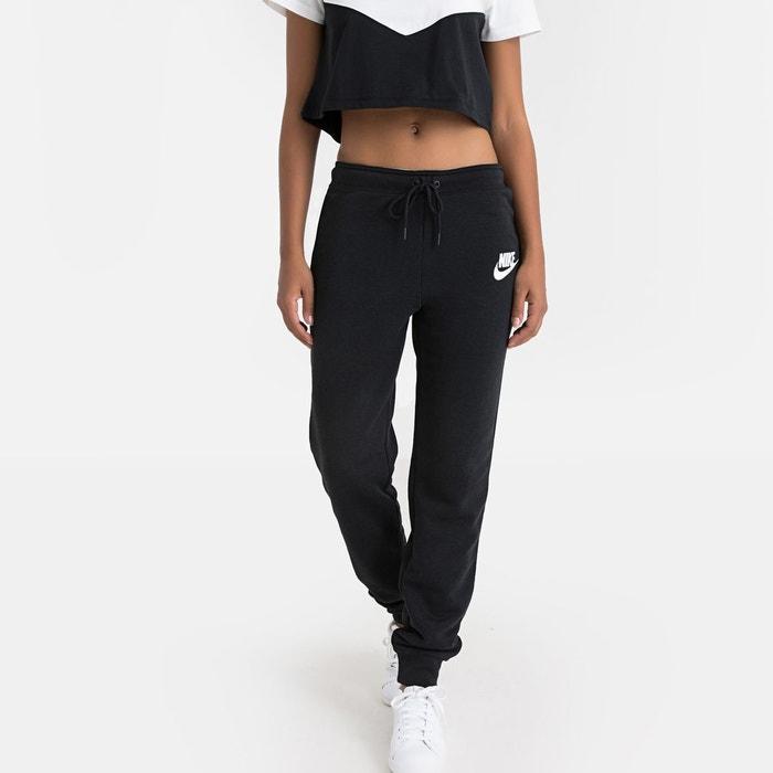 b6577b2054 Pantalon de jogging sportswear rally noir Nike   La Redoute