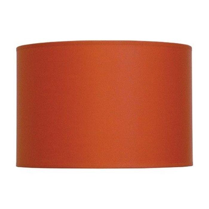 abat jour cylindre a la carte orange en tissu orange keria la redoute. Black Bedroom Furniture Sets. Home Design Ideas