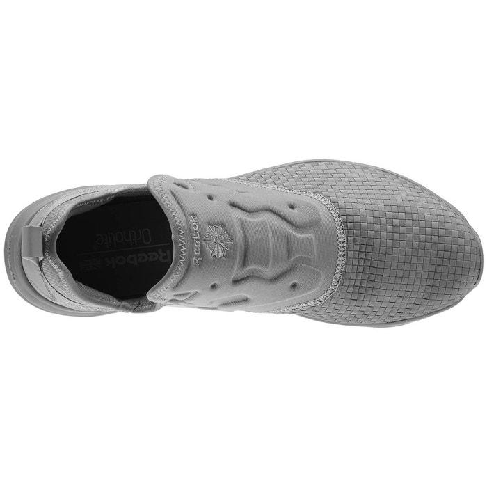 Basket reebok furylite slip-on ww - ref. v70818 gris Reebok