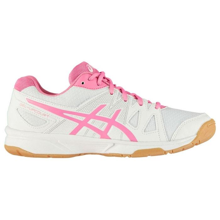 66fa231c112d Chaussures de volleyball en salle blanc/azalea pi Asics | La Redoute
