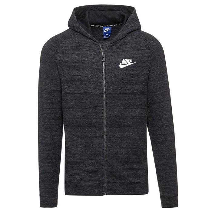 on sale 1deb4 6120e Sweat à capuche nike sportswear advance 15 full zip - 883025-010 noir Nike   La Redoute