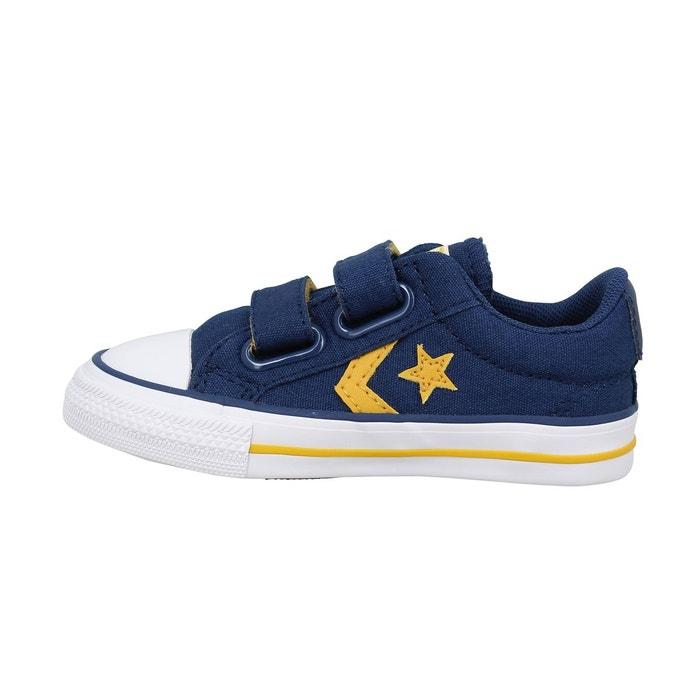 Baskets enfant converse star player 2v toile enfant navy navy Converse