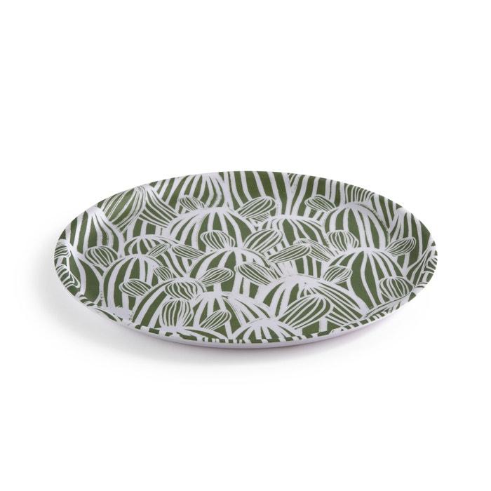 Kimp Melamine Tray with Cactus Design  La Redoute Interieurs image 0