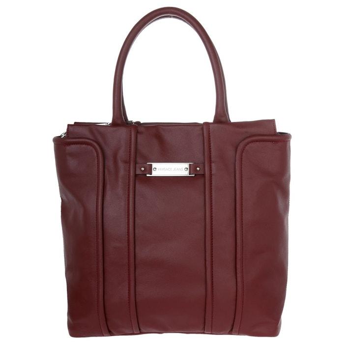 Acheter Pas Cher Grande Vente Shopper e1vgbb92 bordeaux Versace   La Redoute Magasin En Ligne À Vendre Pas Cher Authentique I9nnw