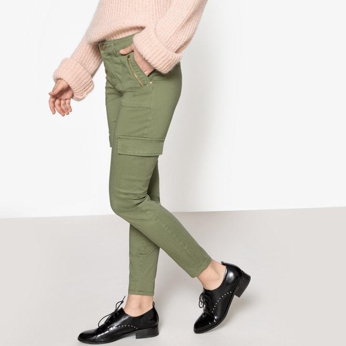 Pantalón slim, pitillo  VILA image 0