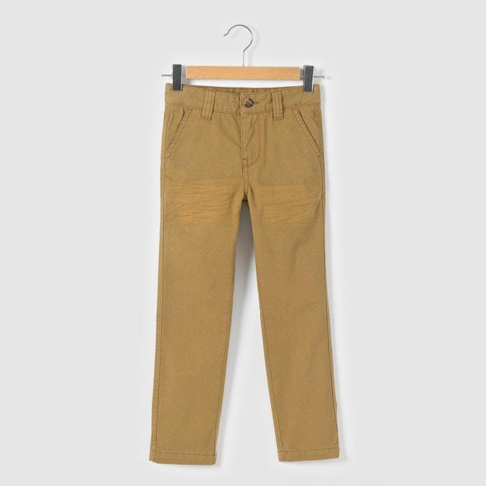 Image Pantalon chino 3-12 ans R essentiel