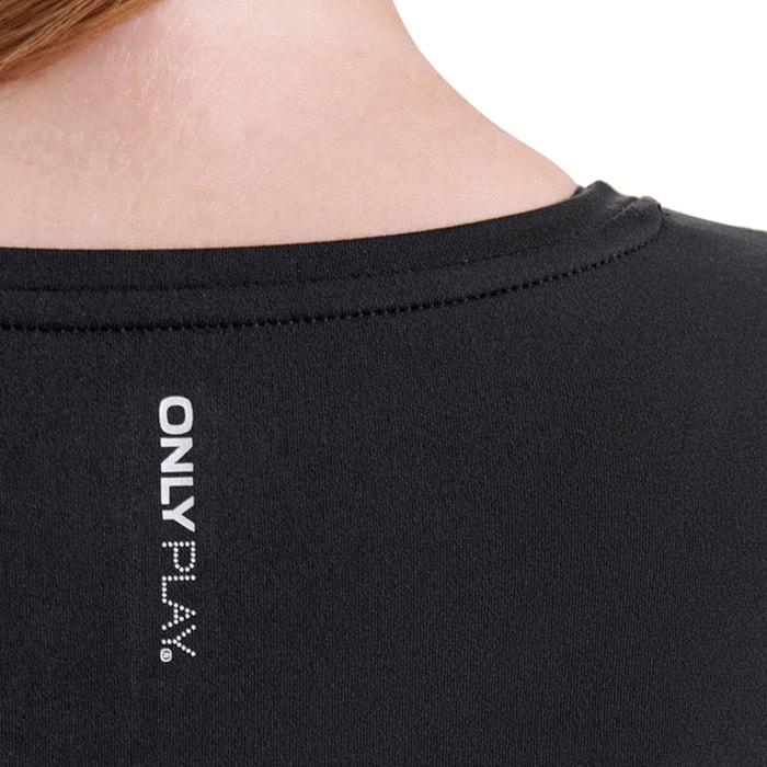 PLAY Camiseta redondo de ONLY manga larga con cuello pOwgvx