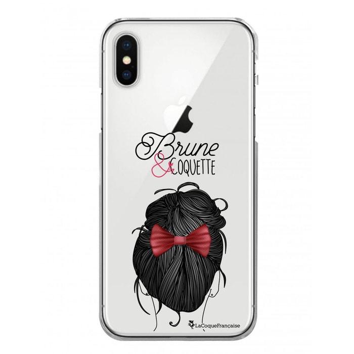 coque iphone xs noeud
