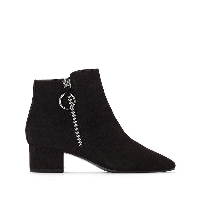 À Esprit Noir La Zip Boots Elisa Redoute dOWSdg