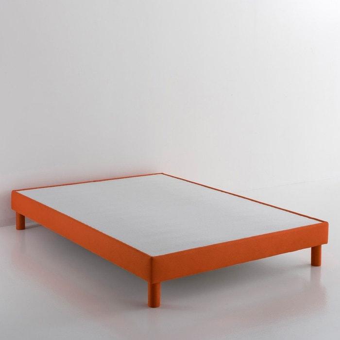 sommier tapissier lattes recouvertes reverie color la redoute. Black Bedroom Furniture Sets. Home Design Ideas