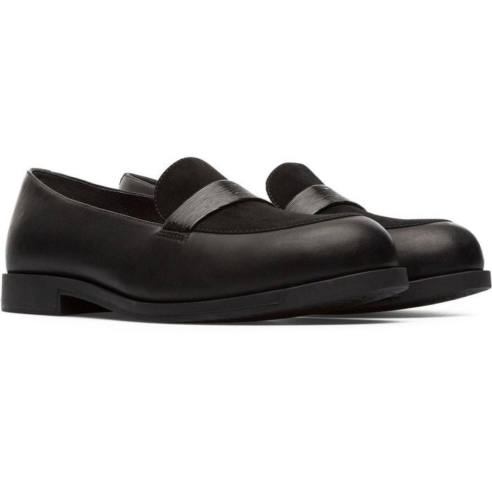 Bowie k200602-003 chaussures plates femme noir Camper
