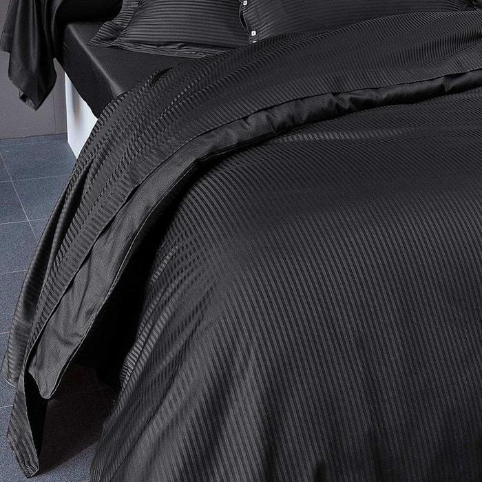 drap plat uni satin jacquard satin 80fils tradition des vosges la redoute. Black Bedroom Furniture Sets. Home Design Ideas
